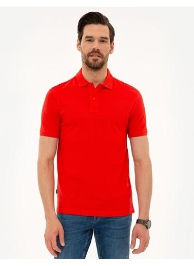 Pierre Cardin Tişört Kırmızı